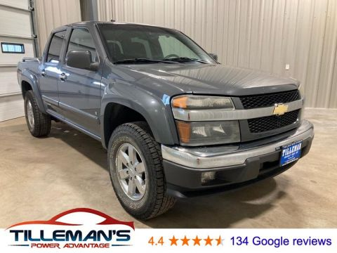 Pre-Owned 2009 Chevrolet Colorado LT w/2LT 4WD 4WD Crew Cab 126.0