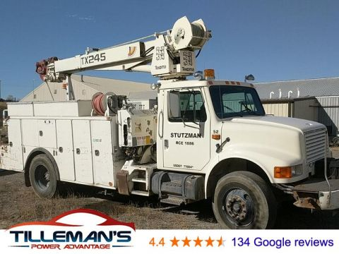 Pre-Owned 1991 INTERNATIONAL 4000 Series 4900 CC