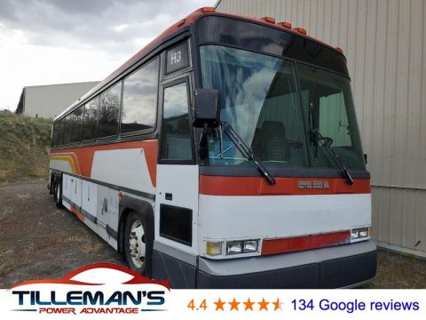 Pre-Owned 1992 MCI COACH BASE