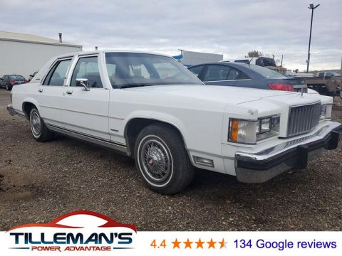 1984 Mercury Grand Marquis BASE