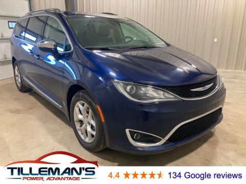2018 Chrysler Pacifica Limited Platinum