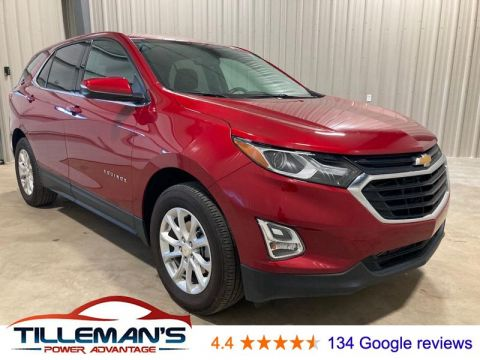 Pre-Owned 2019 Chevrolet Equinox LT (1LT) AWD 4 Door Wagon