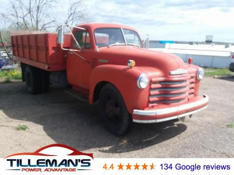 Pre-Owned 1952 Chevrolet C30 C30