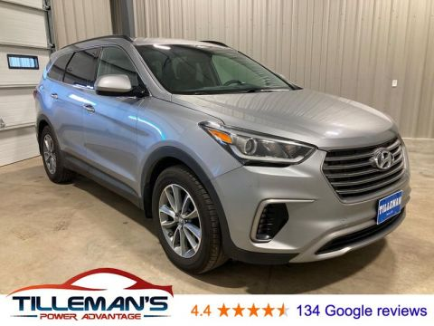 Pre-Owned 2017 Hyundai Santa Fe XL SE AWD 4 Door Wagon